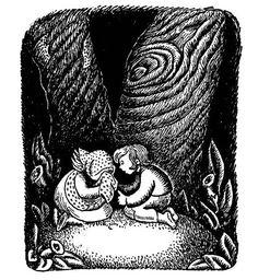 Pioneering Children's Book Author, Artist, and Early Twentieth-Century Female Entrepreneur Wanda Gág Reimagines the Brothers Grimm Brothers Grimm Fairy Tales, Grimm Tales, Gebrüder Grimm, Shaun Tan, Hansel Y Gretel, Lisbeth Zwerger, Maurice Sendak, Blue Fairy, David Hockney
