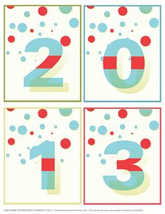 "Free ""Happy New Year 2013"" banner! #newyears #banner"