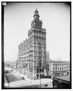The Nasby Building, Toledo, Ohio