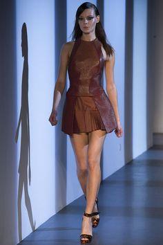 #littlebrowndress {Mugler #Spring2013 Ready-to-Wear Collection}