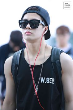 Jackson Wang #GOT7 what a babe