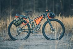 Trek 1120 Review, Bikepacking