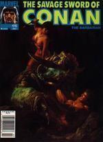 SAVAGE SWORD OF CONAN #175 - Marvel