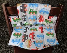 Browse unique items from BAJAJAteam on Etsy, a global marketplace of handmade, vintage and creative goods. Highchair Cover, Chairs For Sale, Baby Feeding, Cotton Fabric, Cushions, Creative, Handmade, Etsy, Unique