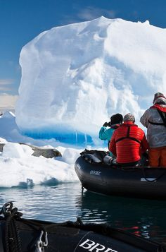 Antarctica remains one of the most unique destinations on earth, and expeditions are available to the average person seeking an exceptional experience.