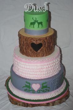 Tracht   Torte trifft Stil