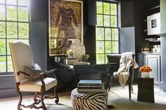 workspace - home office via @Architectural Digest