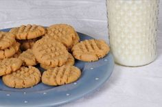 The Homesteaders Wife – THM Peanut Butter Cookies