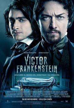 Victor Frankenstein - News Century Films / 26 de noviembre
