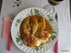 Zinnaida : CURRY CU PUI ȘI OREZ Fun Cooking, Meat, Chicken, Breakfast, Food, Morning Coffee, Essen, Meals, Yemek