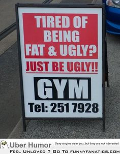Best gym sign I've seen