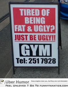 Best gym sign I've seen