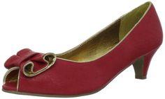 Amazon.com: B.A.I.T. Women's Jenny Pump: Shoes