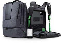 Esta mochila nos permitirá alimentar de forma inteligente nuestros gadgets