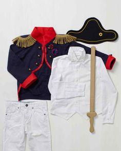 how to make a napoleon bonaparte costume