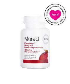 No. 2: Murad Pomphenol Sunguard Dietary Supplement, $36