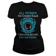 All Woman Are Created Equal Then A Few Become Engineering Technician