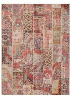 Patchwork Carpet 398 X 298