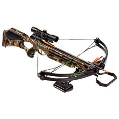 Barnett Wildcat C5 Crossbow Package (Quiver, 3-20-Inch Arrows and 4x32mm Scope)