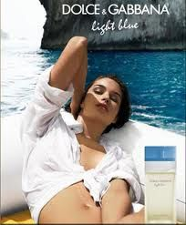 This is the commercial ad of light blue fragrance by dolce favorite perfume 3 aloadofball Gallery