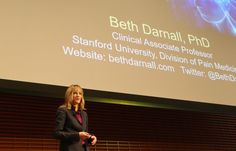 "#StanfordPain (@StanfordPain) | Twitter / #BethDarnall - ""Calming the nervous…"