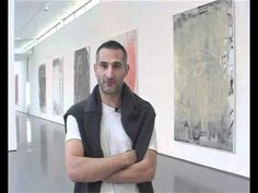 Christopher Wool - Crosstown Crosstown, artist talk at DCA.flv - YouTube