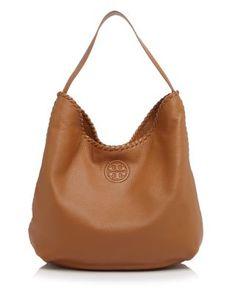 e7f3d991c17f Tory Burch Marion Hobo Tory Burch - Handbags - Bloomingdale s