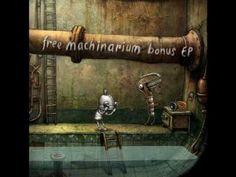 Machinarium Soundtrack - Pipe Wrench Dubstep
