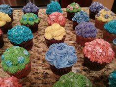 Kimberly's cakes - cupcakes