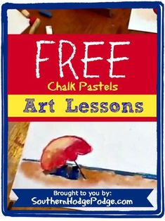 FREE art lessons in