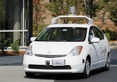 States Take the Wheel on Driverless Cars