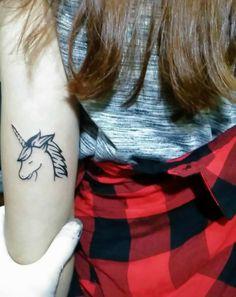 Little unicorn #unicorn #tattoo #unicornio #magic #ink