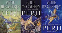 Anne McCaffrey - Pern