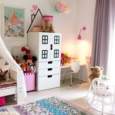 That's how you can decorate kid's room with IKEA