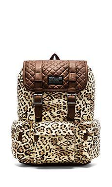 64d16e7ed8 RVCA Lovoni Backpack in Natural Designer Totes