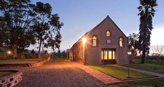 Romantic accommodation at The Kirche in Tanunda, SA. http://www.beautifulaccommodation.com/properties/the-kirche-at-charles-melton