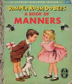 Manners to Teach Young Boys