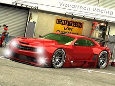 Chevrolet Camaro Race Car
