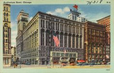 Here Now, 51 Vintage Postcards from the Windy City - Greetings from Chicago - Curbed Chicago