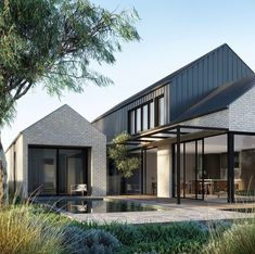 Architecture Discover The First Ruum Collection by Chamberlain Architects featuring Fisher & Paykel - The Local Project Residential Architecture, Contemporary Architecture, Architecture Design, Sustainable Architecture, Landscape Architecture, Pavilion Architecture, Japanese Architecture, Futuristic Architecture, Ancient Architecture