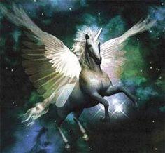 Beautiful images of Unicorns, Pegasus and unipegasus