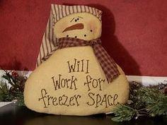 Pinterest+Snowman+Crafts | Cute snowman | Craft Ideas