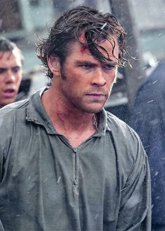 Chris Hemsworth (In The Heart of the Sea)