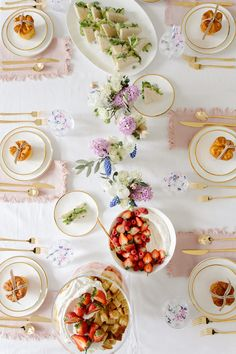 A Special Luncheon for Mom - Monika Hibbs Luncheon Menu, Are You Being Served, Tea Snacks, Party Entertainment, Decoration Table, Recipe Of The Day, Birthday Party Decorations, Tea Party, Brunch Party