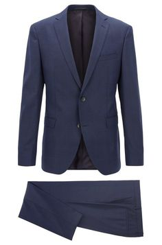 529cf4db0 10 Best Hugo boss Suit images | Man fashion, Man style, Suit fashion