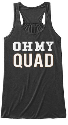 My Oh Quad Dark #gym #yoga #active #fit #fitness #run #runner #bodybuilding #weightlifting #running #cycle #cycling #yogi #namaste #asanas #suryanamaskar #abs #flatabs #exercise #legexercise #flat #flattummy #flatabs #legsexercise #workout #pushups #squats #dumbbel #legworkout ##bodybuilder #Powerlifting #fullbody #workout #exercises #abs #women #loseweight #weight #weightloss ==> Gym Active Wear Store: https://teespring.com/stores/gym-fitness-yoga-running-cycle