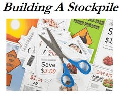How to Save Money by Stockpiling