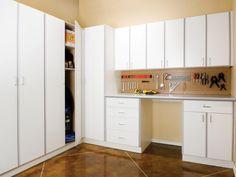Custom Home Garages, Garage Storage San Diego, Shelving San Diego   Classy  Closets