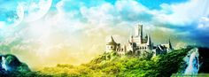 Upload this Castle Facebook Covers for your Facebook profile!