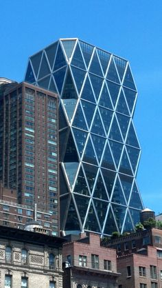 Hearst Tower! Love my job!